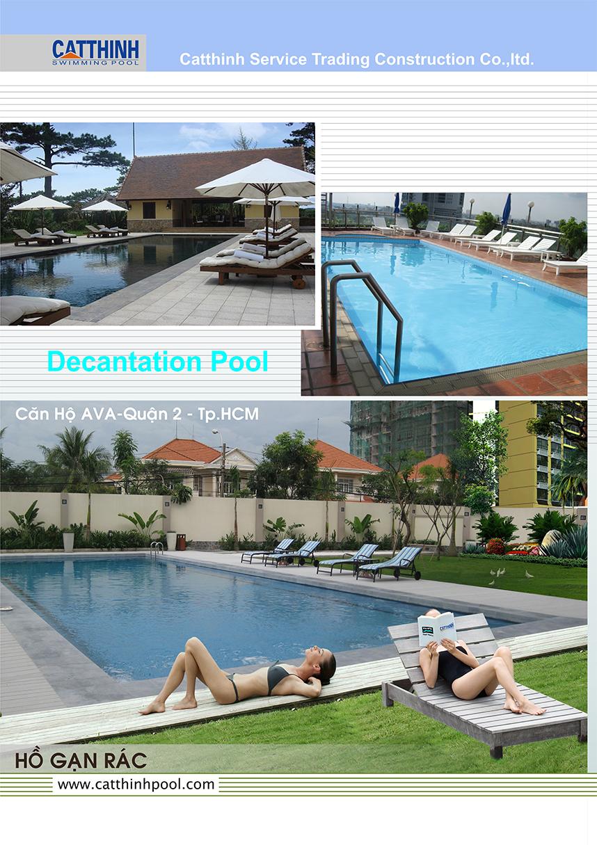 Hồ Gạn Rác - Căn hộ AVA - Quận 2 - Tp Hồ Chí Minh